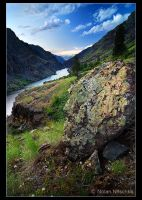 Hells Canyon by narmansk8