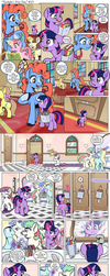 Comic   Twilight's First Day  #23 [Polish] by doktorwhooves