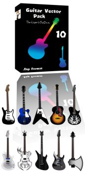 Guitar Vector Pack by The-Light-InTheDark