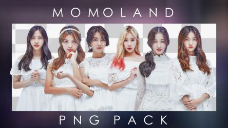 Momoland Png Pack by Auwbby