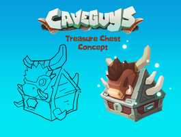 Treasure Chest Concept 003 by lancechf