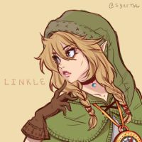 Linkle by Syertse