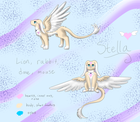 Stella Reference by AsmaraHeart2001
