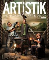 Artistik Magazine Cover - Building Your Brand by TheMaddhattR