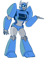 :Gift: SpacyBot by Prismatic-Machine