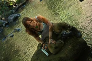 Tomb Raider: Reborn by JennCroft