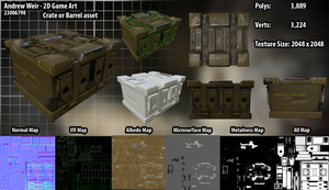 Realtime Next-Gen Ammo Box by Piplington