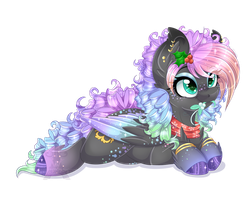 Holiday Cheer (Iridescent Dream) by Silent-Shadow-Wolf