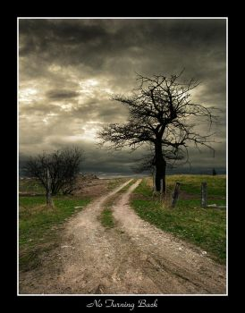 No Turning Back by GaryRoberts