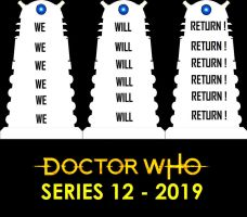 Doctor Who - We Will Return by DoctorWhoOne