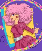 Jem and the holograms by Naty-Ilustrada