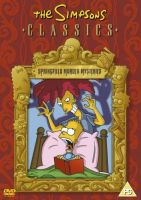 The Simpsons: Murder Mysteries by sclirada