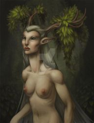Dryad by Silver-Falcon