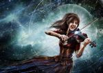 Lindsey Stirling by John-Stone-Art