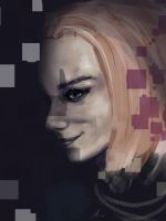 Android 18 by jedera01