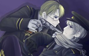 APH: Cold War by AlaisL