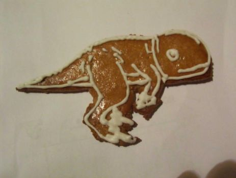 Gingerbread guar by Lord-Radian