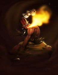 Dhalsim by pacman23