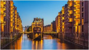 beautiful hamburg by OliverJules
