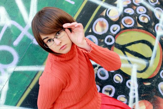 Velma Dinkley - Jinkies! by Yuno-chaan