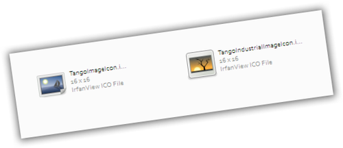 Tango Irfanview Image Icons by stefeq