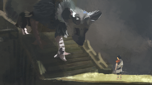 The Last Guardian still 00 by muffinonie