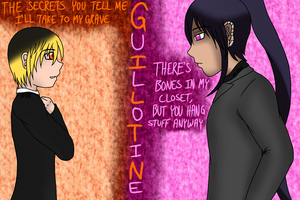 Guillotine - MuRu by forestchick501