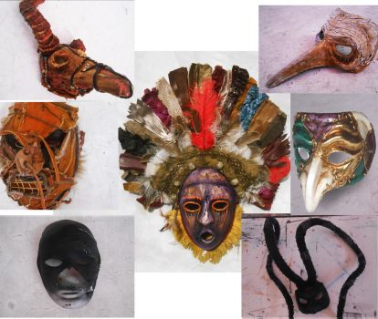 Masks by Truumania