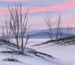 Winter Badlands by FilKearney
