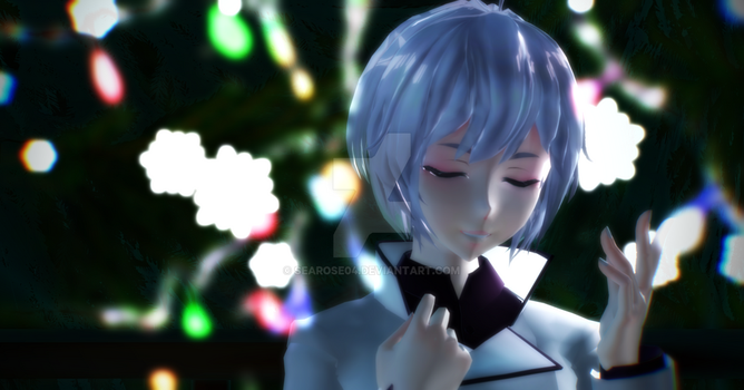 (MMD+Cover) Snowman [Piko] by searose04