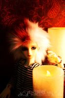 Candlelit Thoughts by etchedglass