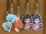 DIY Laminated Charms by TawnySoup