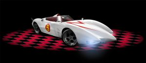 Speed Racer Mach 5 by Retoucher07030