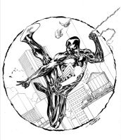 Spider-Man - July25th2014 by SpiderGuile
