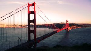 Golden Gate Bridge by MacSpiffy