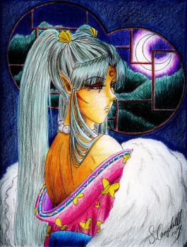 Queen of the Moonlit Country by SessInSunglasses