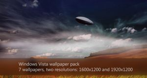 Windows Vista Wallpaper Pack 2 by in-dolly