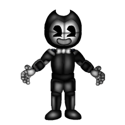 Funtime Bendy V2 by cihlen