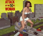 Attack of the 50ft Woman by hotrod5