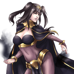 Fire Emblem Awakening: Tharja by Hyacinthley