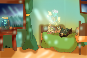 Wyngro - Clay Adventure Log, Entry 4 by CatTheCapricorn