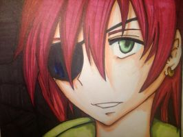 lavi copic by HanabiInk