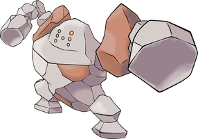 Regirock |Day 21
