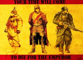Death Korps of Krieg motivational poster. by themillenniumarmoury