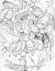 TFMovie Storybook pencil 07 by MarceloMatere