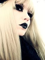 black by PassingShadows