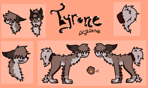 Tyrones reference by Samagirl