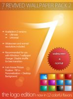 7 Revived Wallpaper Pack 2 by zawir