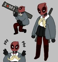 deadpool the anime by dirtchurch