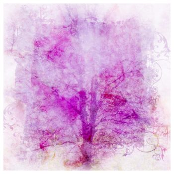 Purple Tree by MaurasCreations